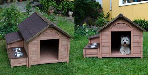niches pour chiens pour le bonheur de. Black Bedroom Furniture Sets. Home Design Ideas
