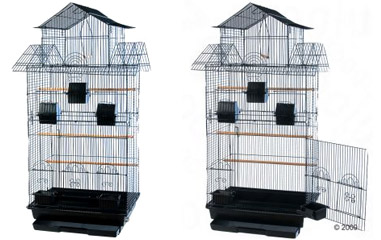 cages et voli res oiseaux pour le bonheur de vos animaux. Black Bedroom Furniture Sets. Home Design Ideas