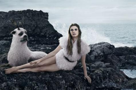 WWF lance sa ligne de vêtements en fourrures d'animaux imaginaires