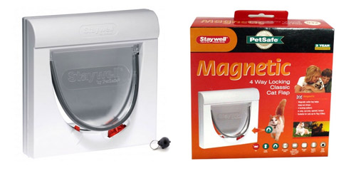 Chatière magnétique Staywell 932 Petsafe