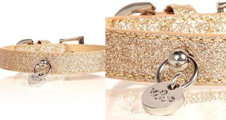 Collier stardust gold