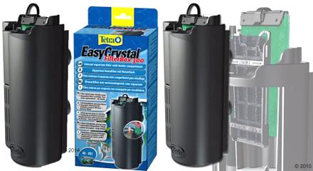 Filtre intérieur Tetratec® EasyCrystal FilterBox 300