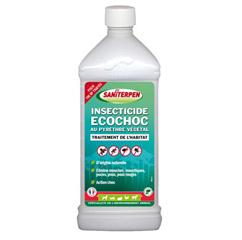 Insecticide Ecochoc concentré Saniterpen