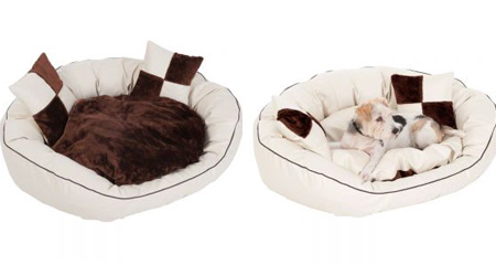 paniers et couchettes confortables pour chiens nozanimos. Black Bedroom Furniture Sets. Home Design Ideas
