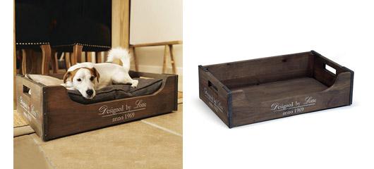 Caisse en bois Design by Lotte