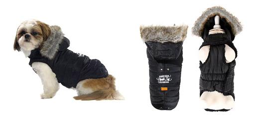 Manteau pour chien Lola noir