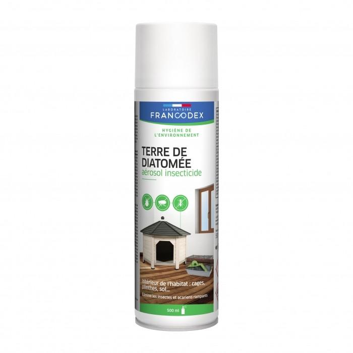 Aérosol insecticide Terre de Diatomée