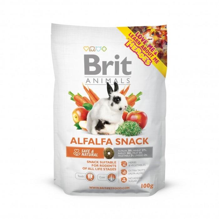 Alfalfa Snack
