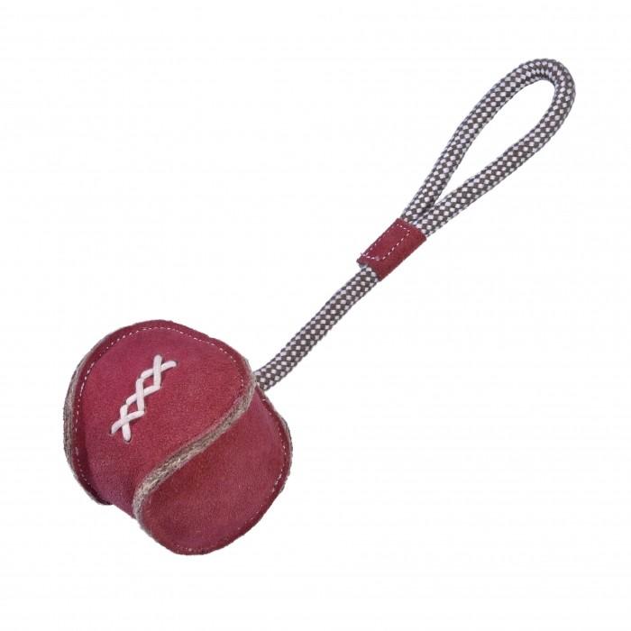 Balle cuir corde RECRE