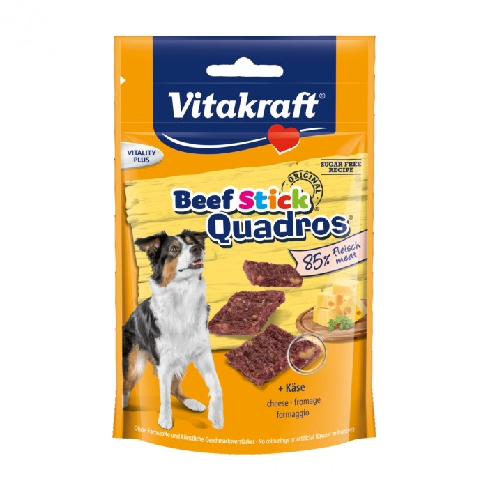 Beef Sticks Quadros