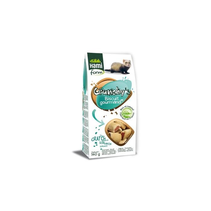 Biscuits gourmands pour furet