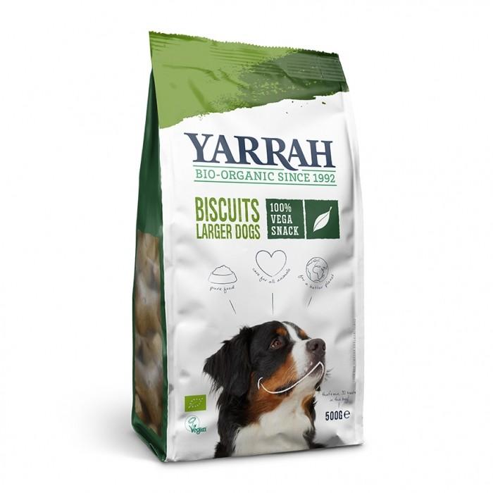 Biscuits vegan pour grand chien