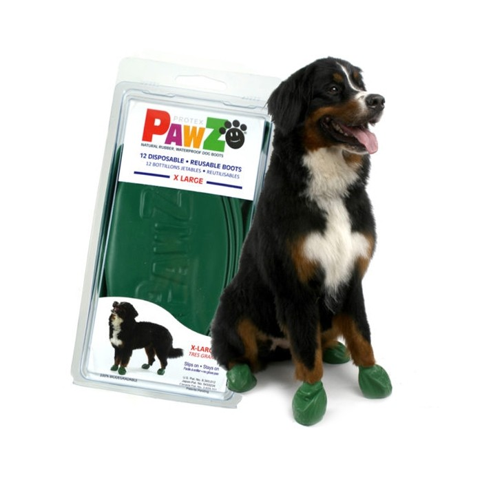 Bottillons de protection PawZ