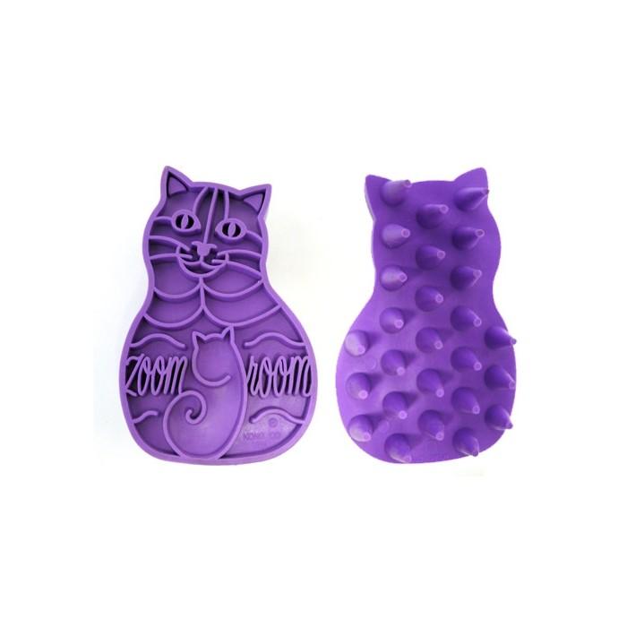 Brosse massante Groom Cat  KONG