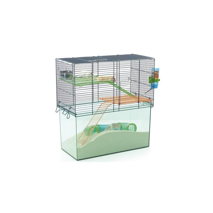 Cage Habitat Metro
