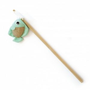 Canne à pêche Fish Fluo
