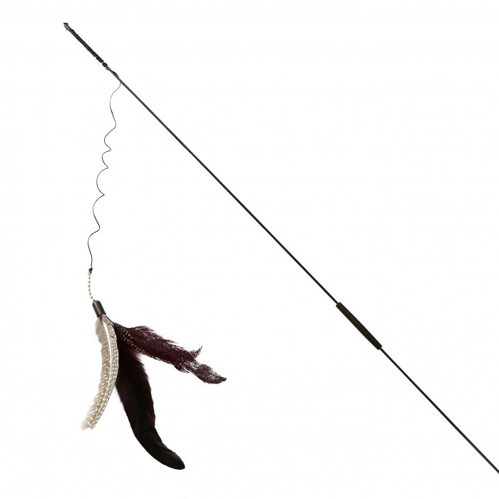 Canne à pêche 3 leurres