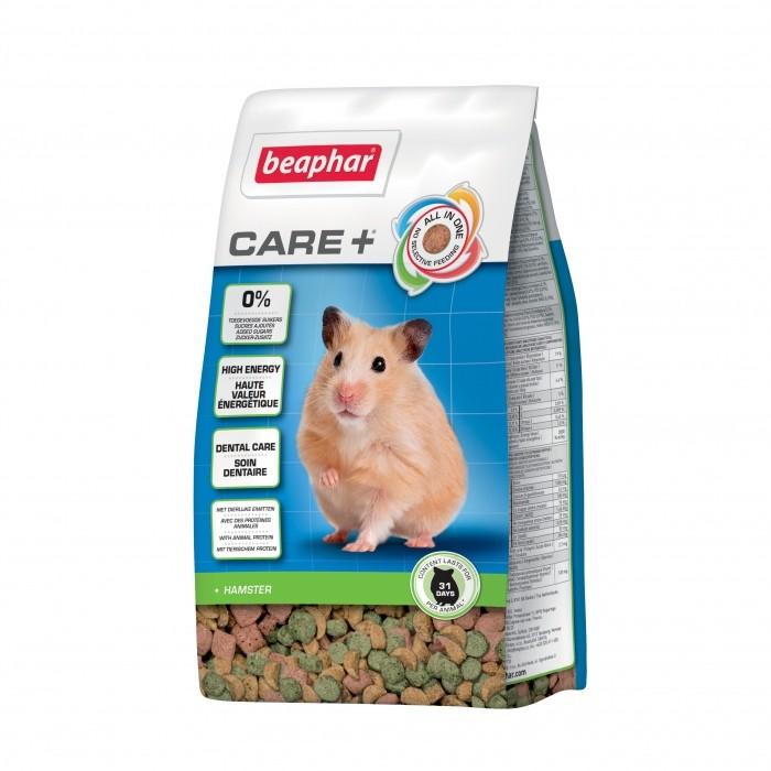 Care + Hamster