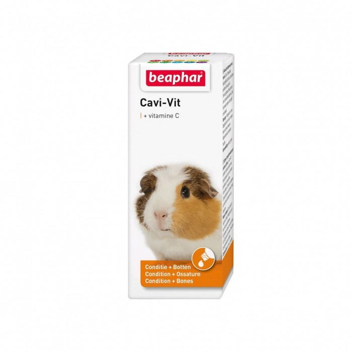 CAVI-VIT, vitamine C pour cobayes