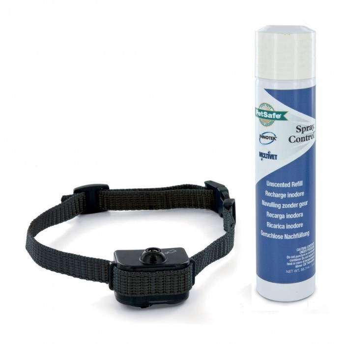 Collier anti-aboiement Dog Spray Compact