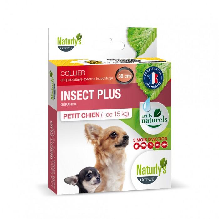 Collier Insect Plus pour chien