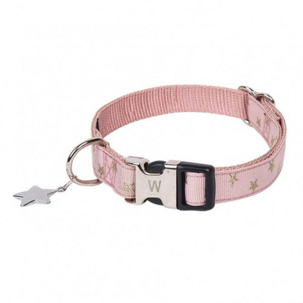 Collier Star Rose