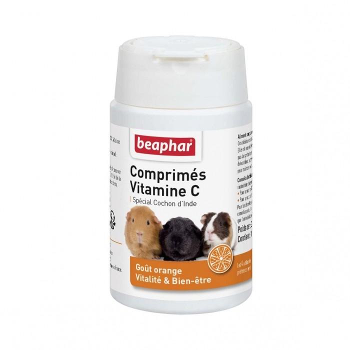 Comprimés de vitamine C pour cochon d'inde