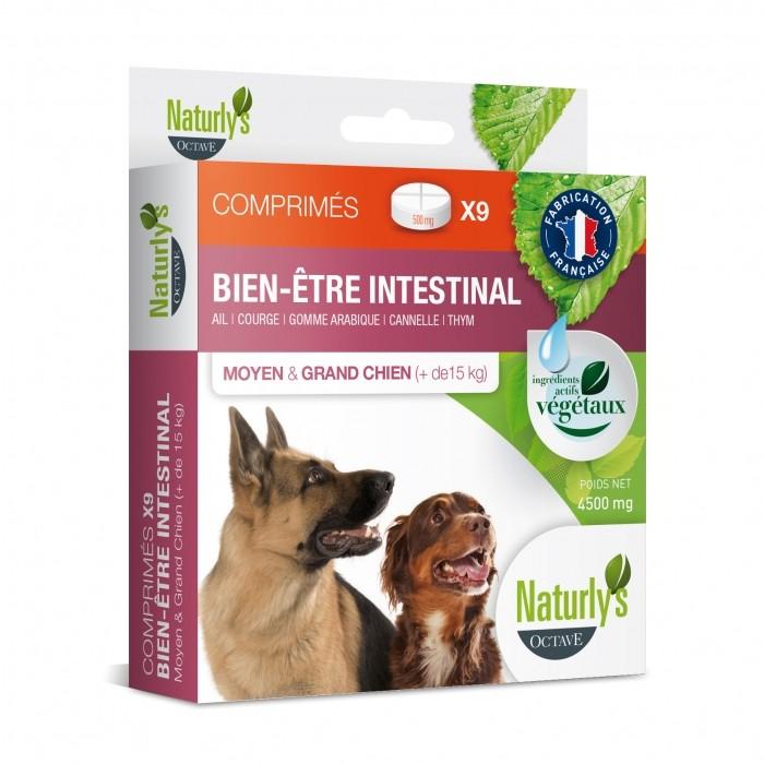 Comprimés Hygiène intestinale
