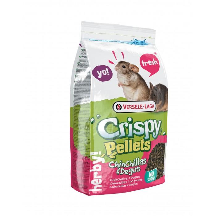 Crispy Pellets Chinchilla & Degu
