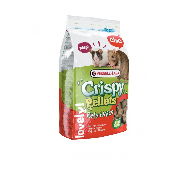 Crispy Pellets Rats & Mice