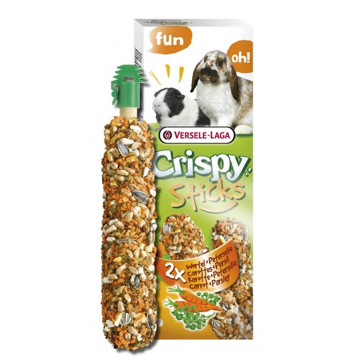 Crispy Sticks tous rongeurs