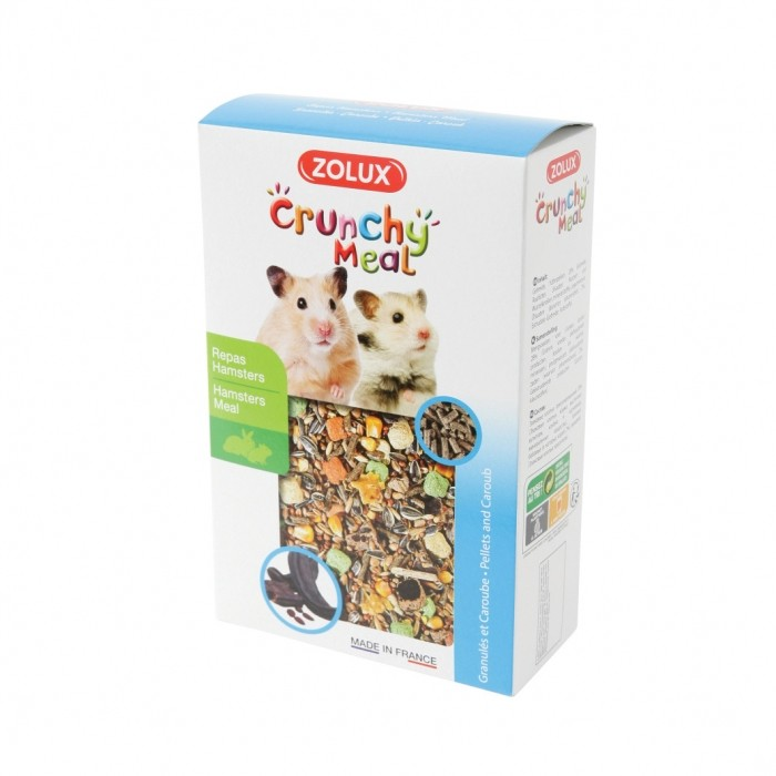 Crunchy Meal Hamsters