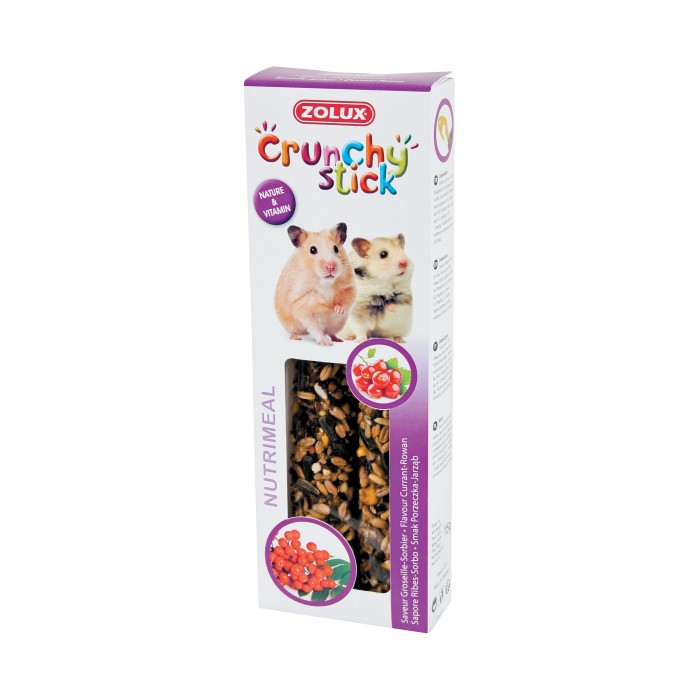 Crunchy stick pour hamster