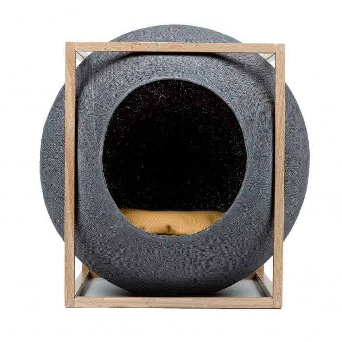 Cube Cocon - Edition Bois