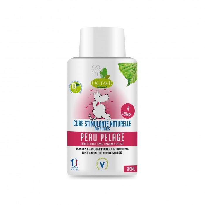 Cure Naturelle Bio Peau et Pelage