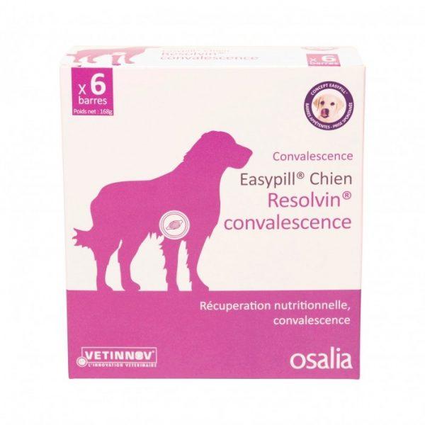 Easypill Chien Resolvin Convalescence