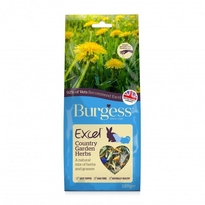 Excel Snacks Mélange d'herbes Country Garden