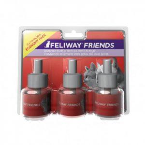 Feliway Friends diffuseur et recharges