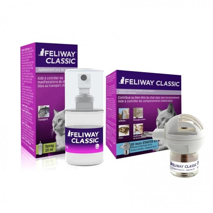 Feliway® Pack Tranquilité