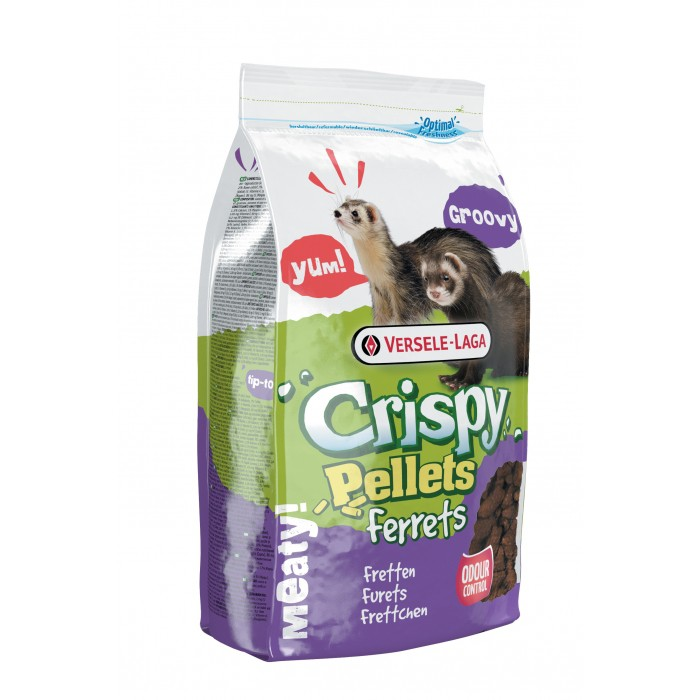 Ferret Crispy Pellets