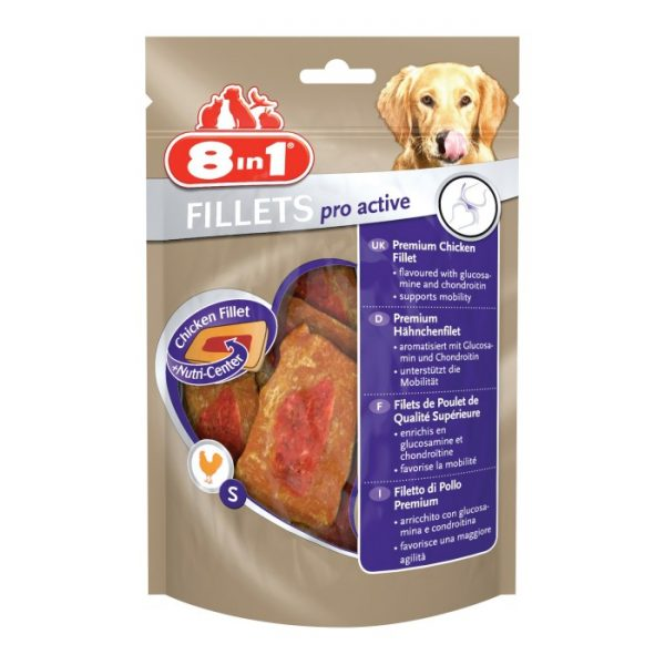 Filets de poulet Pro Active