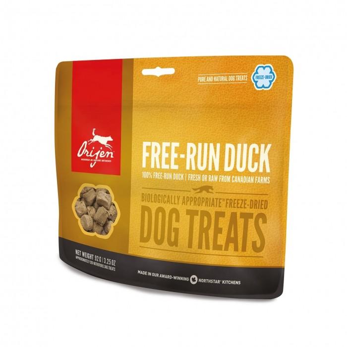 Friandises Lyophilisées Free-Run Duck