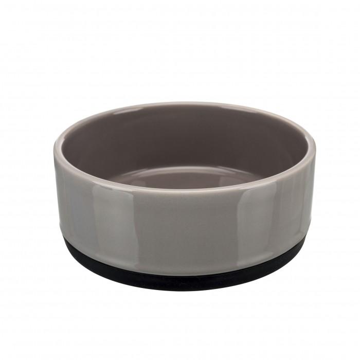 Gamelle céramique anti-dérapante