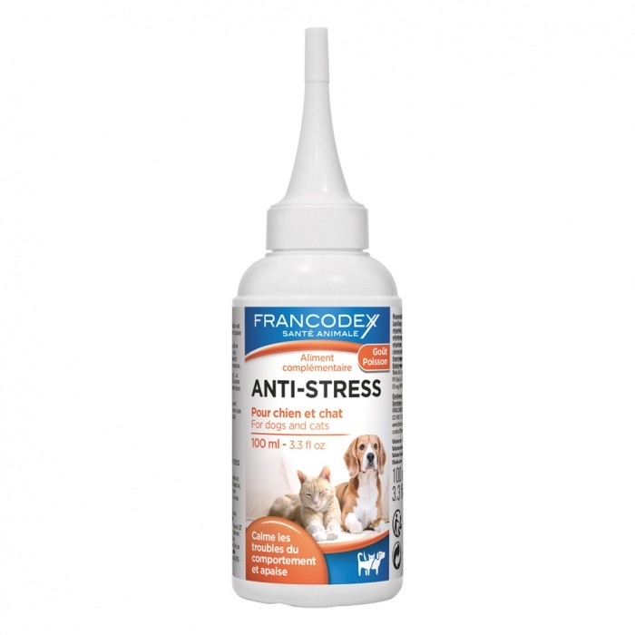 Gouttes anti-stress