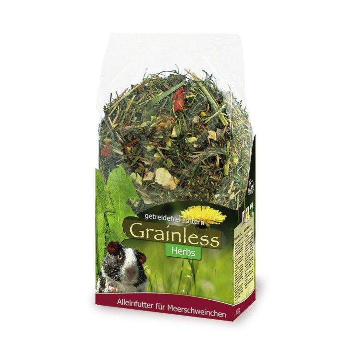 Grainless Herbs Cochon d'Inde