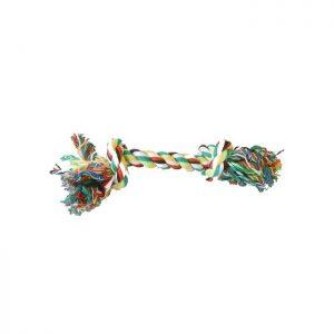 Haltère corde 2 noeuds