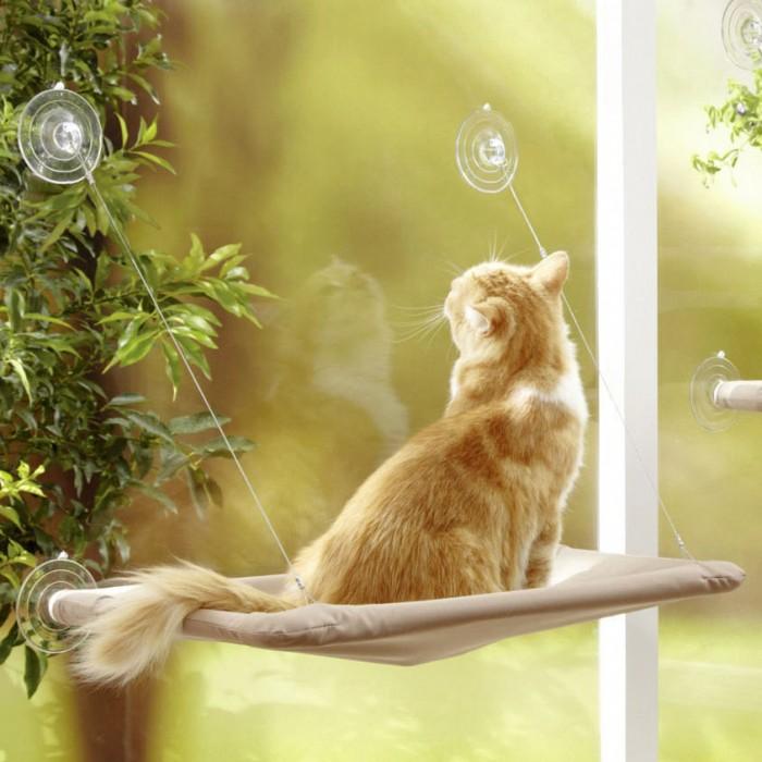 Hamac de fenêtre