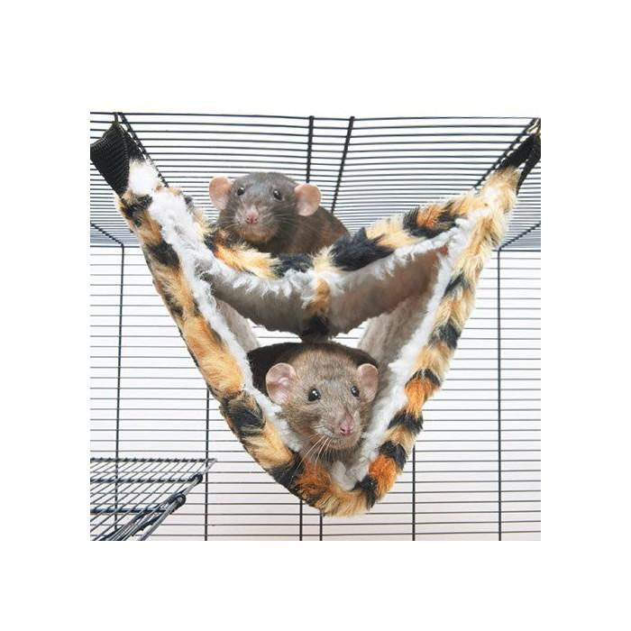 Hamac Relax de Luxe Fake Fur