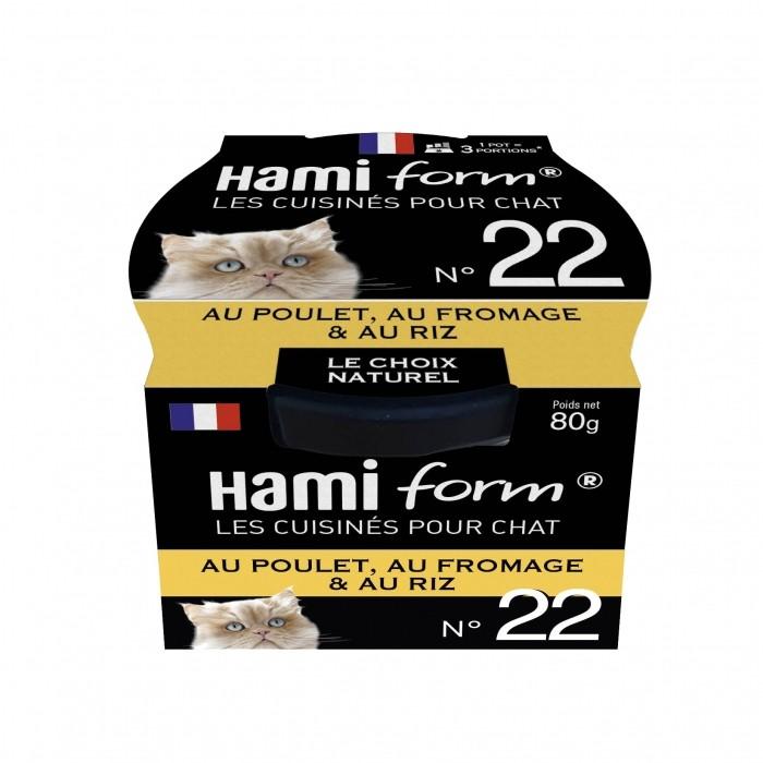 Hamiform - Les cuisinés pour chat