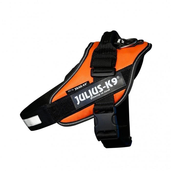 Harnais IDC Power Orange